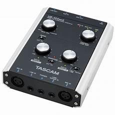 Tascam Usb 2 0 Audio Interface 2 Xlr Microphone Inputs