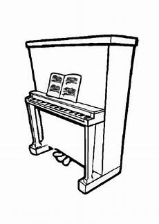 Gratis Malvorlagen Klavier Zwerg Klavier Malvorlage Coloring And Malvorlagan