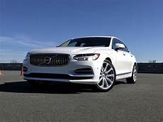 volvo s90 t8 outstanding luxury 2019 volvo s90 t8 awd inscription test