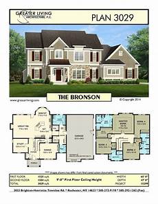 sims 2 house plans plan 3029 the bronson two story house plan greater