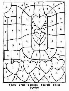color by number worksheets hearts 16061 free printable color by number coloring pages coloring pages coloring pages puppy