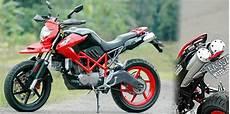 Modifikasi New Megapro Supermoto by Fresh Motor Modification Modifikasi Motor Honda Mega Pro