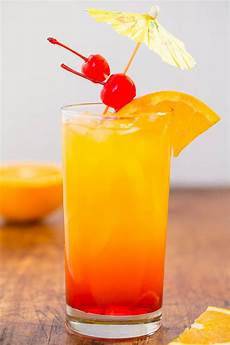 tequila sunrise classic cocktail averiecooks com