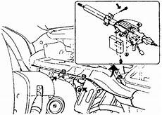 airbag deployment 1994 subaru alcyone svx parking system steering column removal 1996 subaru alcyone svx service manual steering column removal 1996