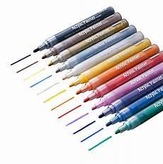 stifte für glas acryl farben stifte 12er set jetzt bei weltbild at bestellen
