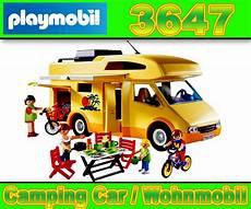 Playmobil Wohnmobil Ausmalbild Neu Playmobil 3647 Wohnmobil Caravan Cingwagen Cer