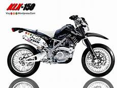 Modifikasi Klx Supermoto by Design Modifikasi Klx Supermoto Vixy182 S