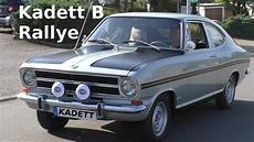 1968 opel kadett b coup 233 f rallye classic car on the