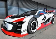 Audi E Vision Gran Turismo Turns Reality At Formula E