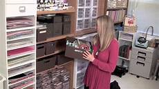 craft room tour from cox independent stin up