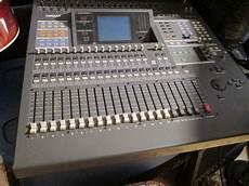 Yamaha 02r Digital Console Mixer Mixing Board Ebay
