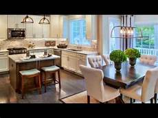 kitchen and dining room combined new open plan ideas youtube