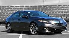2016 acura tlx review youtube