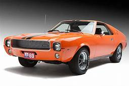 AMC AMX The First True Sports Car Of 1960s