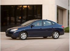 2010 Hyundai Elantra Blue   Hyundai Midsize Sedan Review