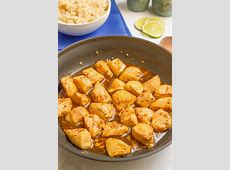 15 minute honey garlic chicken   Family Food on the Table