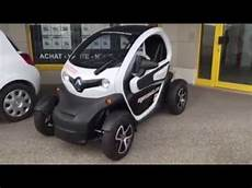 renault twizy occasion renault twizy intens 80 occasion 224 saisir