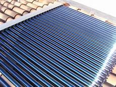 prix capteur solaire thermique v limiter l impact environnemental