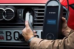 Audi Q6 E Tron Quattro Electric Crossover On Australian