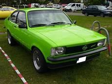 Opel Kadett C Rallye 1977 1979 Das Modell Rallye