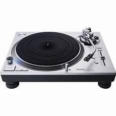 Platine Vinyle Technics Sl 1200greg S Argent Platine