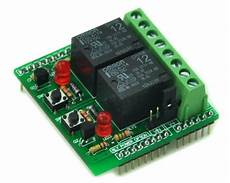 dual spdt power relay module for arduino project applications x1 for sale online ebay