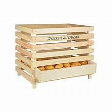 caisse 224 pommes de terre en bois outils et nature fr