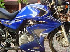Modifikasi Motor Thunder by 80 Modifikasi Motor Trail Thunder Terlengkap Oneng Motomania
