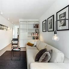 Wohnzimmer Einrichten Lange Wand Wohndesign