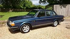1988 volvo 240 glt for sale classic cars for sale uk