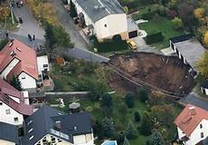 why massive sinkholes open in the ground without warning