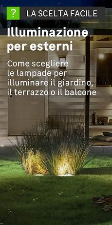 illuminazione da giardino design applique led da esterno prezzi e offerte leroy