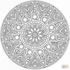 mandalas colouring pages 17853 celtic mandala coloring page free printable coloring pages
