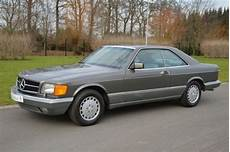 1987 mercedes 560 sec w126 is listed verkauft on