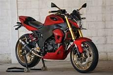 Cb150r Modif by Simpel Dan Makin Sangar Honda Cb150r Ini Cuma Kena Modif