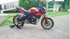 Modifikasi All New Cb150r by 5 Modifikasi Honda All New Cb150r Led