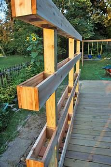 free standing diy vertical garden window boxes wallace gardens