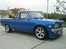 Buy Used Datsun Nissan 620 King Cab 1976 Show Pick Up