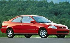 Used 1996 Honda Civic Coupe Pricing For Sale Edmunds