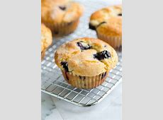 easy berry muffins_image