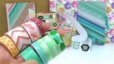 diy inspiration haul neues washi sticker und diy