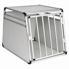 hundebox transportbox autotransportbox alu hund gitterbox