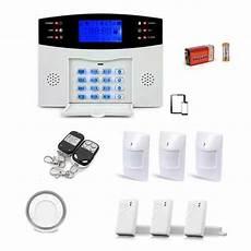 kit alarme de maison sans fil 99 zones