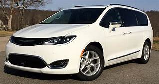 2017 Chrysler Pacifica Touring L Plus Review  VIDEO By