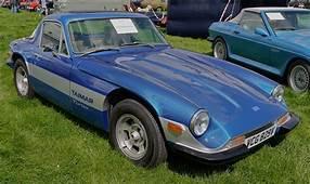 MARKET TRENDS  SPECIALIST CLASSIC BRITISH SPORTS CARS