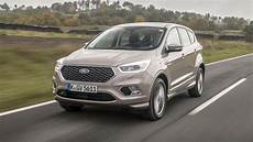 ford vignale kuga ford kuga vignale review posh facelifted crossover driven