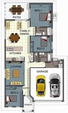 townsville builders house plans narrow 3 bedroom house floor plan townsville builder