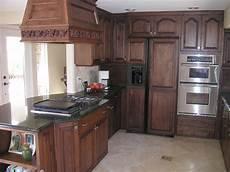 restaining kitchen cabinets wood saving your money mykitcheninterior