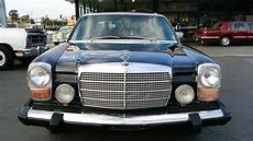 mercedes 8 coupe 280c mercedes strich acht 8 w115 coupe 2dr w114 w