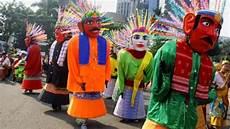 Kesenian Khas Betawi Ondel Ondel Pesona Nusantara